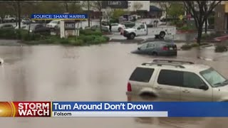 Wild Weather Causes Flooding, Knocks Down Trees And Power Lines Across Our Region