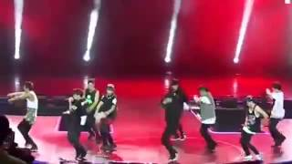 VIDEO SUJU Super Junior Music Bank 2013 Jakarta Indonesia 10 3 2013