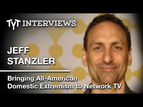 American Extremism: Too Hot For TV? Jeff Stanzler Interview w/ Cenk Uygur