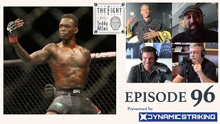 Israel Adesanya & Coach Eugene Bareman interview with Teddy Atlas | THE FIGHT with Teddy Atlas