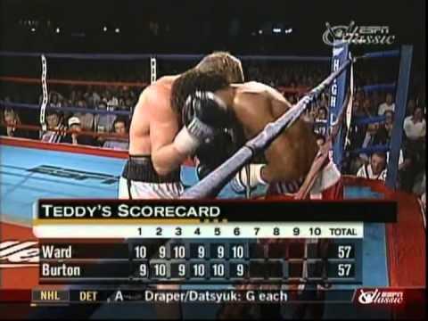 Micky Ward vs Emanuel Augustus [Full Fight]