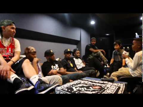 Trill Ship Episode 5 Featuring IamSu, Sage The Gemino, Kool John, Jay Ant, Skipper & P Lo (HBK Gang)
