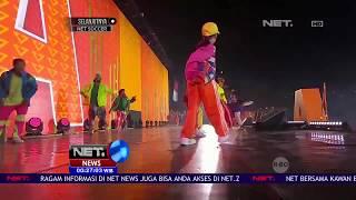 Kemeriahan Penutupan Asian Para Games 2018, Jusuf Kalla Sampaikan Apresiasi Untuk Para Atlet   NET24