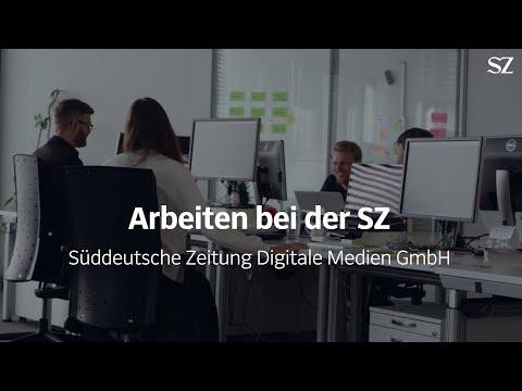 Arbeiten bei SZ.de - der Süddeutsche Zeitung Digitale Medien GmbH