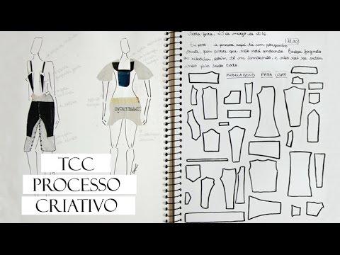 TCC DE MODA, O FILME - Inspiração e Processo Criativo