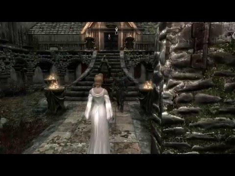 Let's Play Skyrim with Mods: To Have and to Hold