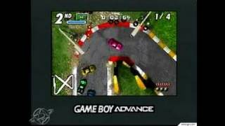 Karnaaj Rally Game Boy Gameplay_2002_06_27_4