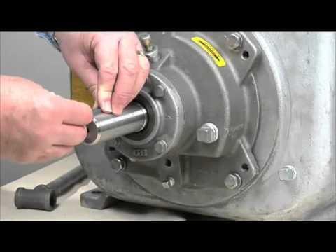 gorman rupp super t series pump maintenance pt 4 rotating assembly rh youtube com gorman rupp pump parts manual Gorman-Rupp Parts Replacement