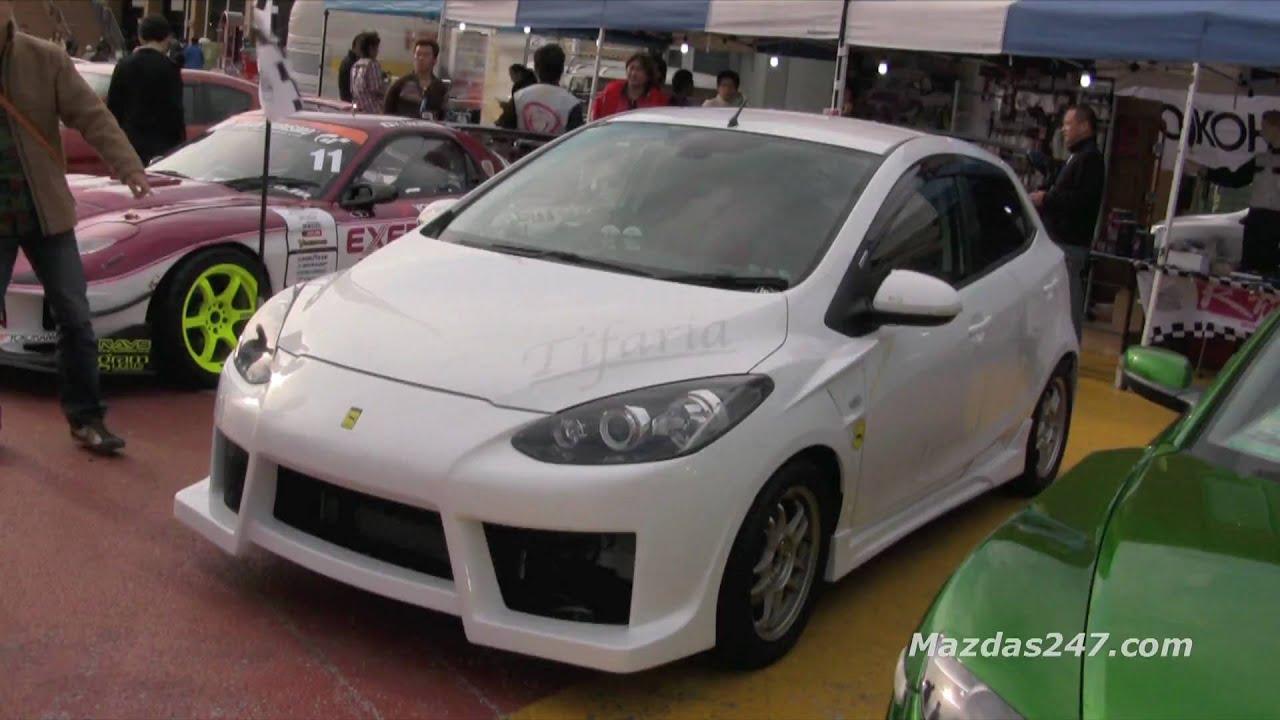Mazda demio turbo