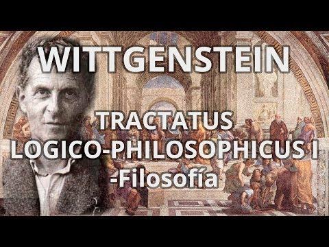Wittgestein. Tractatus logico-philosophicus I - Filosofía - Educatina