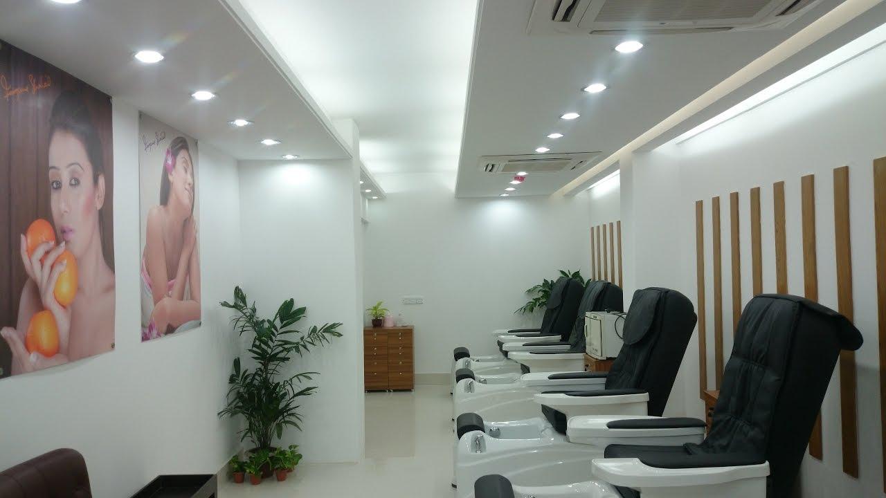 beauty salon interior decoration decoratingspecial