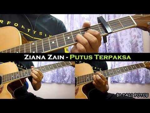 Ziana Zain - Putus Terpaksa (Instrumental/Full Acoustic/Guitar Cover)