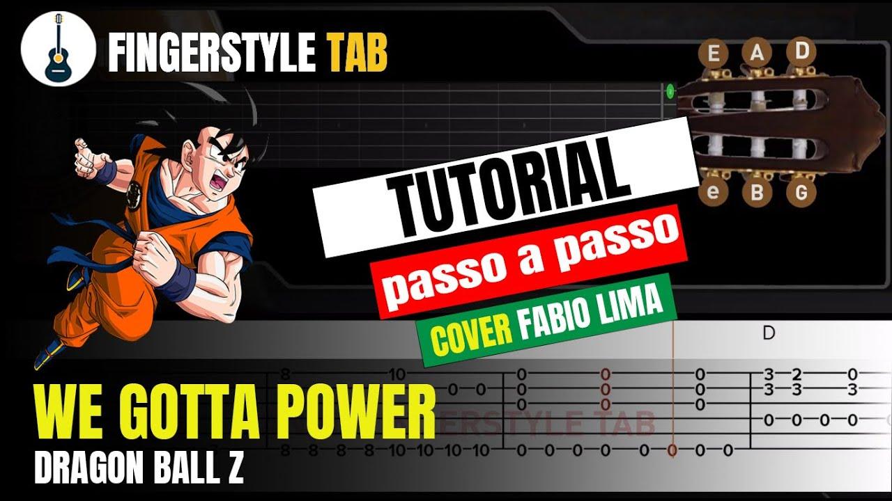 WE GOTTA POWER - Arranjo Violão Fingerstyle + Tablatura (Cover: Fabio Lima)