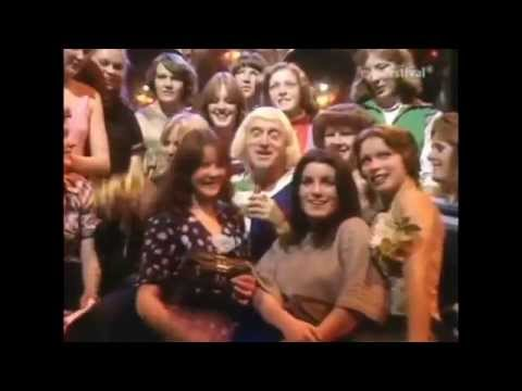 *DISTURBING* Footage shows Jimmy Savile sexually assaulting a young girl on live TV