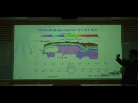 Dr. Roger Wakimoto-Understanding Damaging Surface Winds Generated by Squall Lines