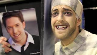 BEIN' PART OF NEWSIES-The Addams Family National Tour