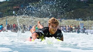 """""""The Decathlon of the Ocean"""": The Ultimate Waterman 