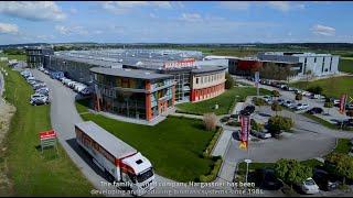 Toyota Autopilot Forklifts at Hargassner