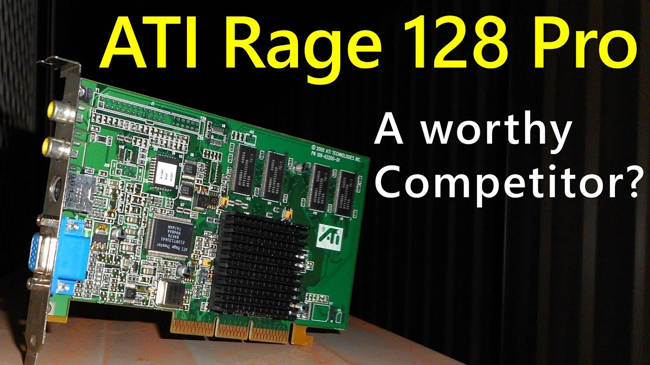 ATI RAGE 128 GRAPHICS DRIVER WINDOWS