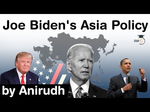 Biden's Asia Policy - Will USA cooperate or confront China? Timeline of USA's Policy from Obama