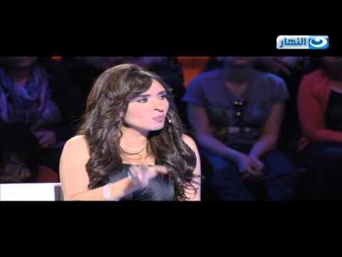 برنامج من غير زعل - الحلقه السادسة مع دينا