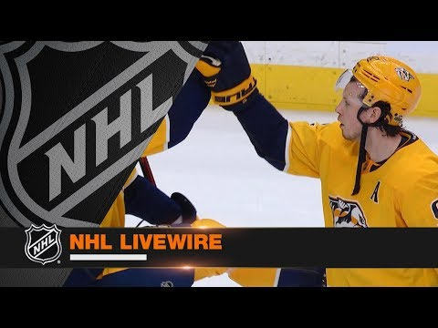 NHL LiveWire: Preds, Avs mic'd up for thrilling Game 2