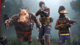 Mutant Year Zero: Road to Eden Русский Трейлер