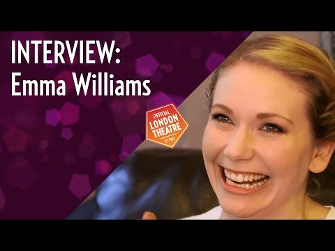 Interview: Emma Williams on Mrs Henderson Presents