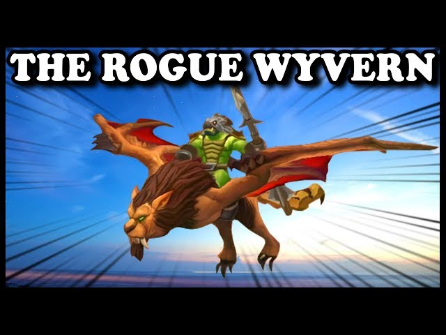 Grubby | WC3 | The Rogue Wyvern