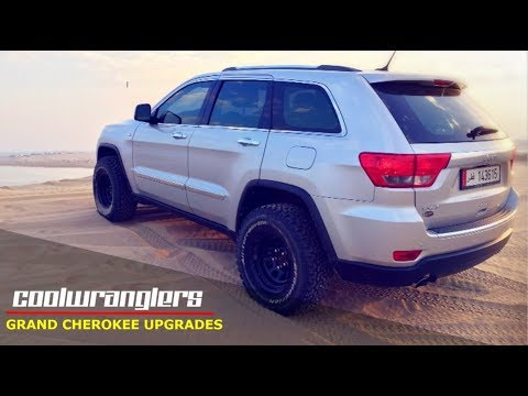 Grand Cherokee  upgrade Wheels and Tires