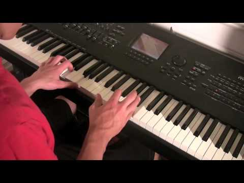 Andy Grammer - Crazy Beautiful (Piano Cover) [Live/Acoustic Version]