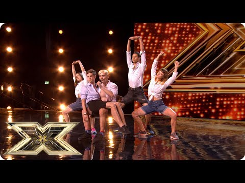 Is It Ivo Dimchev's Lucky Day? | Auditions Week 2 | The X Factor UK 2018