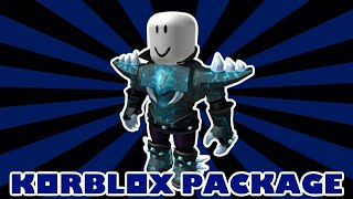 ROBLOX- Case Clicker - Code for Korblox Mage Package! (LIMITED TIME TODAY ONLY!)