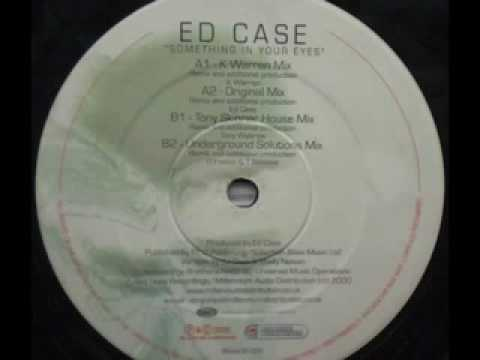NICHE CLASSIC - ED CASE - SOMETHING IN YOUR EYES - (Tony Skinner House Mix)