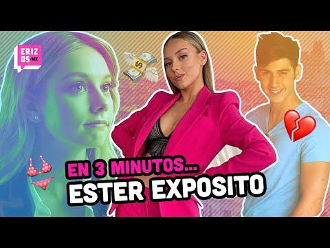 Ester Expósito, la reina del baile y su polémica relación con Alejandro Speitzer | En 3 minutos