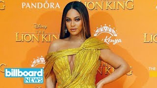 Beyonce Earns Third Top 10 Album of 2019 With #39The Lion King The Gift#39 Billboard News