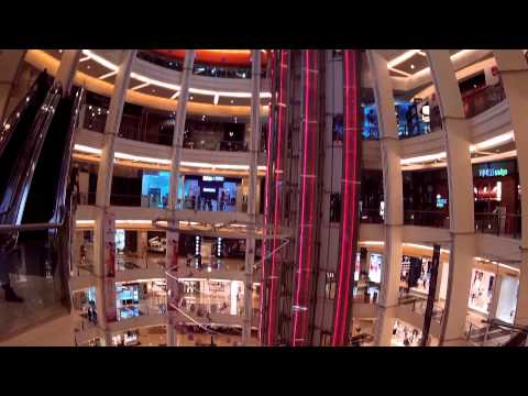 Amazing Panoramic View - Pacific Place - Jakarta HD1080p