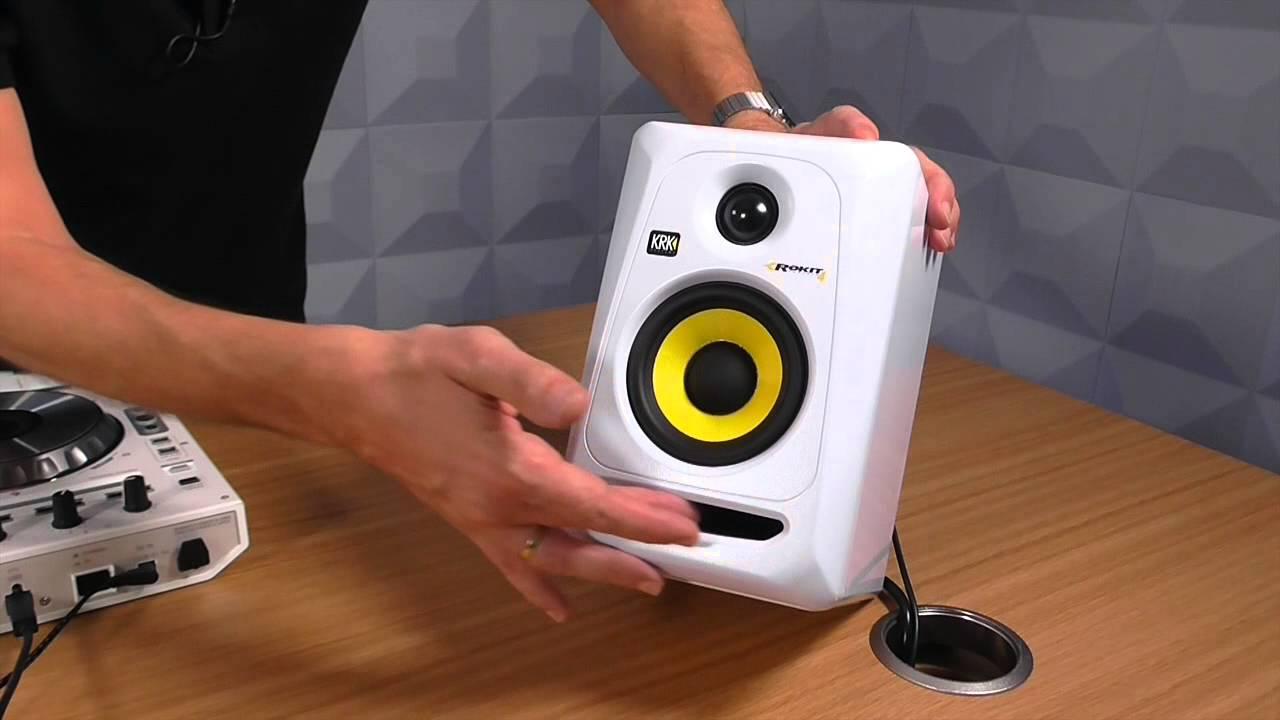 krk rokit 4 g3 monitors review youtube. Black Bedroom Furniture Sets. Home Design Ideas