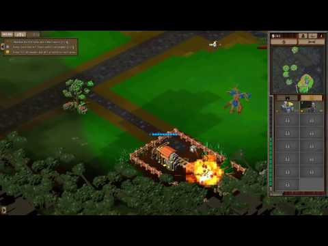 8-Bit Hordes Lightbringers Hard Playthrough - Mission 1 With Live Commentary |