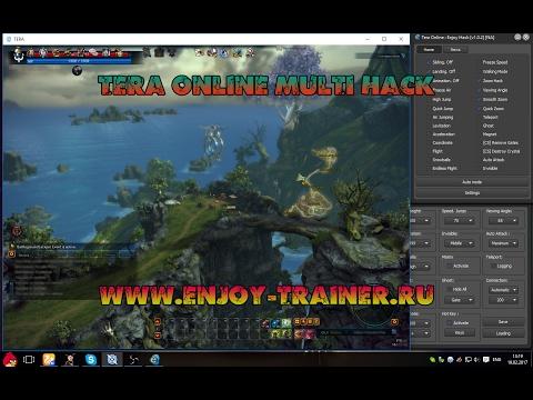Tera Online : Multi Hack | Tera Online : Cheats , Hack , Gold Hack , Bug , Trainer , Fly Hack