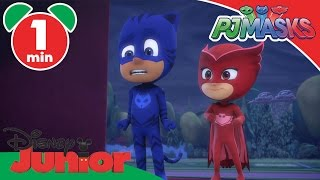 PJ Masks | Catboy's Cloudy Crisis | Disney Junior UK thumbnail