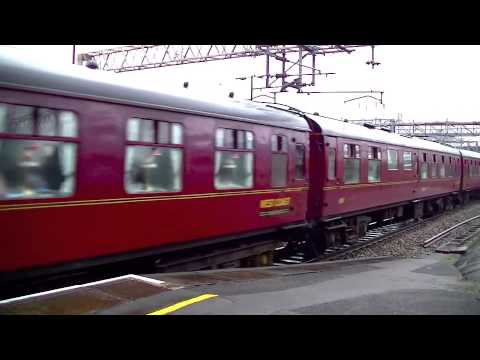 Railway Touring Company Winter Cumbrian Mountain Express 2 31/01/2015