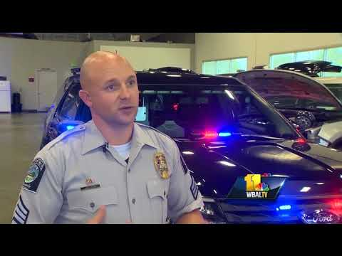 Video: Police gets updated technology to their cruisers