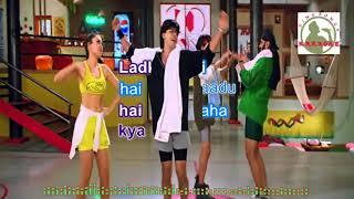 Bholi si surat Hindi karaoke for Male singers