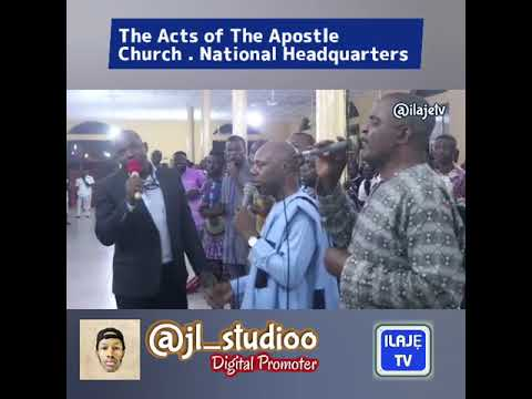 Download Ilaje TV - Preacher: Pst Adewale Malon Aworetan  and Apostle Debo Ojubuyi Wednesday Night Service