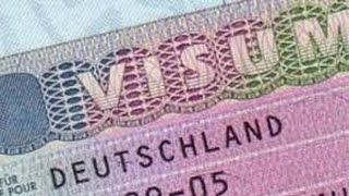 Получение национальной визы.  Подробное видео. Поздние переселенцы.
