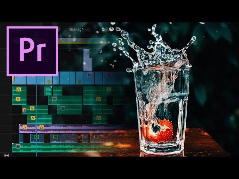 Como fazer SUPER SLOW MOTION no Adobe Premiere sem plugins