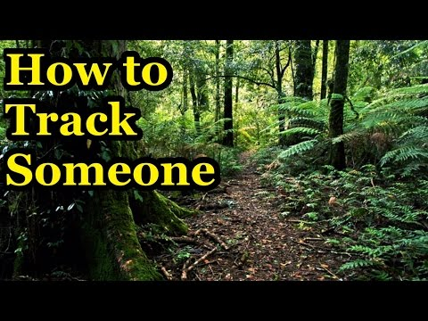 Tracking Humans vs Tracking for Hunting - Bushcraft 101 with