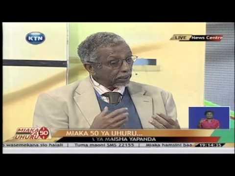 Mahojiano na Mohamed Abdullahi kuhusu miaka 50 ya uhuru