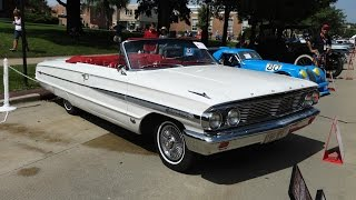 1964 Ford Galaxie 500XL Convertible in White Paint - My Car Story with Lou Costabile